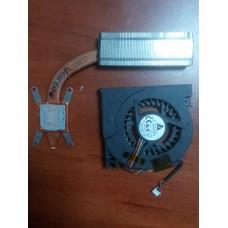 Кулер (Вентилятор) и Система охлаждения  для ноутбука ASUS A9T, A94, X50, X53, X50Q, X50Z, X50N, F5Z. P/N : BFB0705HA (4 pin).