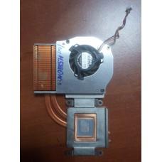 Кулер (Вентилятор) и Система охлаждения  для ноутбука Asus M5000N M5200N . P/N : 13-N9A11M060, HY50F-05A, (3 pin).