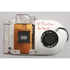 Система охлаждения (кулер) для ноутбука HP Pavilion dv4000