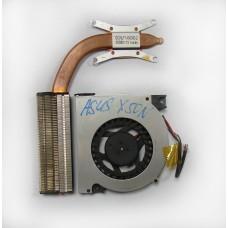 Система охлаждения кулер Asus x50n