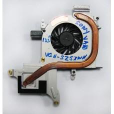 Система охлаждения (кулер) для ноутбука SONY Vaio VGN SZ5XWN