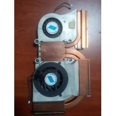 Кулер (Вентилятор) и система охлаждения для ноутбука HP Compaq nx9500 Pavilion zd7000 344872-001. P.N. 344872-001 (3pin)