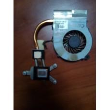 Кулер (Вентилятор) и система охлаждения для ноутбука HP Compaq G42 G56 G62 . P/N : 3MAX7TATP10 (3pin).