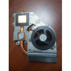 Кулер (Вентилятор) и система охлаждения для ноутбука HP ProBook 4410s 4510s 4411s 4416s 4515s. P/N : MCF-811AM05 (3 PIN).