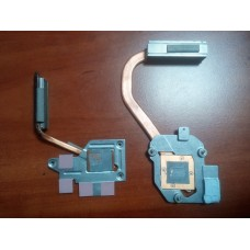 Радиатор ( термотрубка ) MSI S425. P/N   E31-0100060-L01, E31-0402050-L01 .