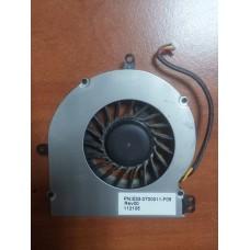 Кулер (Вентилятор) MSI VR320X VR320 VR321 VR330 VR321X VR330X S420 S425 S430 . P/N E33-0700011-F05 ,DFB451005M10T F591-CCW  . 3pin .
