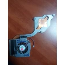 Кулер (Вентилятор) и система охлаждения для ноутбука MSI MegaBook L175B . P/N MFNC-C526A . 3pin .