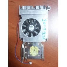 Кулер (Вентилятор) и система охлаждения для ноутбука SONY VAIO PCG-5316  Z505. P/N UDQFXEH08 .