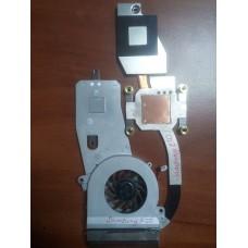 Кулер (Вентилятор) и система охлаждения для ноутбука SAMSUNG R50 R55. P/N BA96-02888A MCF-907AM05  3pin .