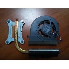 Кулер (Вентилятор) и система охлаждения для ноутбука SAMSUNG P530 R523 R525 R528 R530 R538 R540 R580 RV508. P/N DFS531005MC0T F81G-1  3pin .