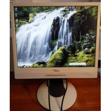 "Монитор 20"" FUJITSU P20-2 матрица S-PVA! 1600*1200 VGA DVI Audio"