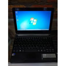 нетбук б.у. Packard Bell DOT S2 ZE6 intel Atom N570 1.67 ghz/2gb/320gb/10.1