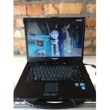 Ноутбук PANASONIC CF-52 intel Core i5 m520 2.4Ghz/ 4Gb RAM/ 160Gb/15.4 /GPS/3G/ wifi/ BT/ 1394 /COM 1/