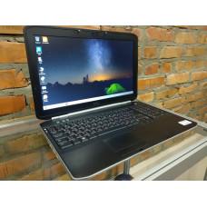 """ноутбук б.у DELL Latitude E5520 Intel Core i3-2350m 2.3Ghz/4-8Gb/500Gb/15.6"""" HD/HDMI/webcam"""