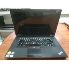 Ноутбук бу Lenovo ThinkPad Edge 15 intel core i3-2.53ghz RAM 4gb. HDD 320gb. 15.6 HDMI webcam