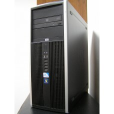 Компьютер бу HP 8000 elite intel Pentium E6700 3.2Ghz - 4Gb DDR3 HDD 250Gb DVD