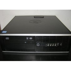 Компьютер (сист. блок) бу HP Compaq Pro 6300 SFF 4-ядра! i5-3570 3.4Ghz 4gb DDR3