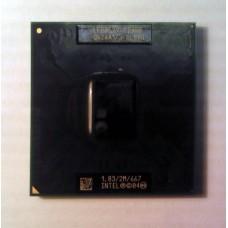 Процессор для ноутбука INTEL 1.83/2M/533 T2400