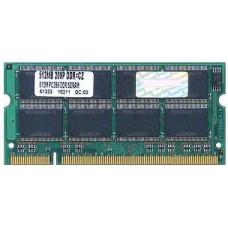 Память для ноутбука DDR 512Mb (266 Mhz, 333Mhz, 400Mhz)