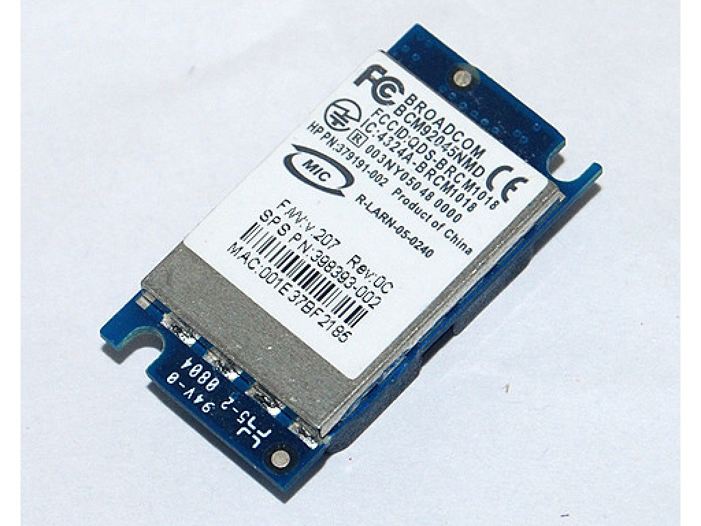 DRIVER FOR COMPAQ NX5000 BLUETOOTH